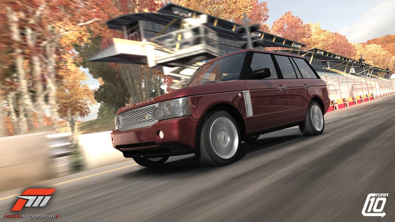 Forza 3 To Feature Luxury SUV Racing