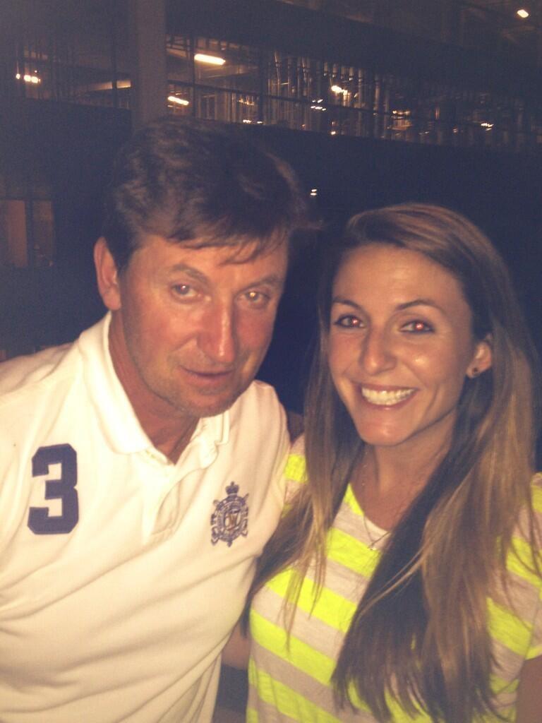 Hey, It's Drunk Wayne Gretzky!