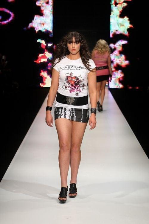 Sydney's Plus Size Fashion Show: Frocks & Fun