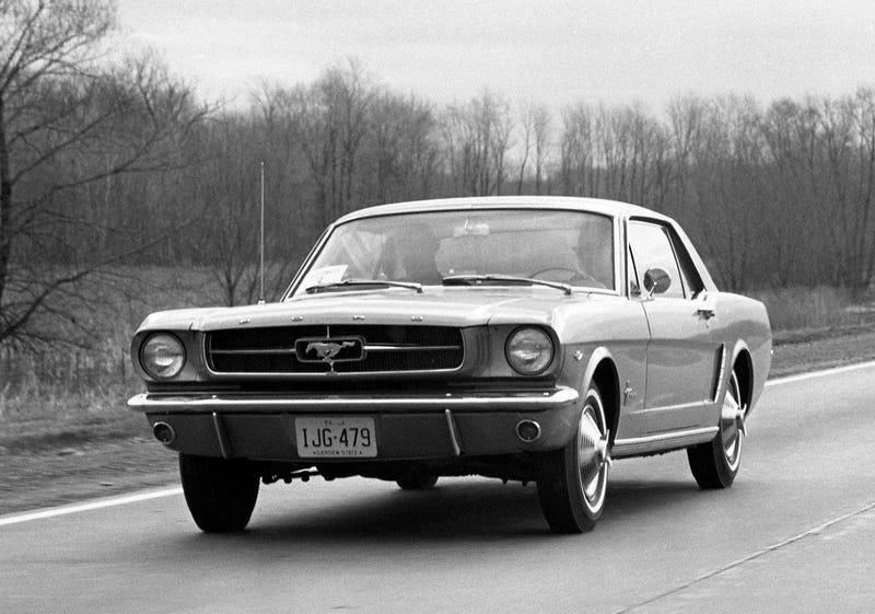 Dear Automakers, Bring Back The Original Pony Car