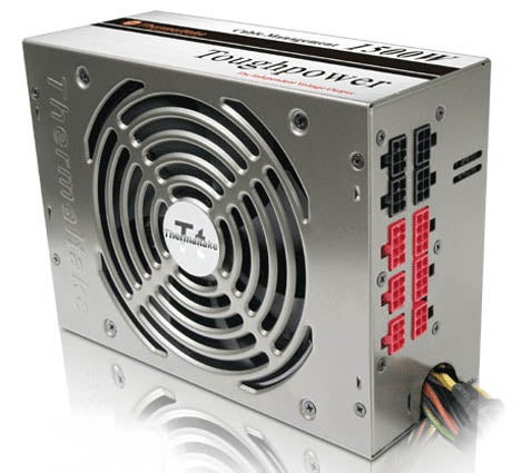 ThermalTake's Outrageous 1500W Power Supply