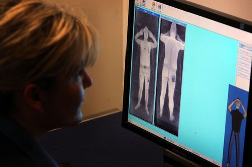 Full Body Scanners Coming To NYC Airports