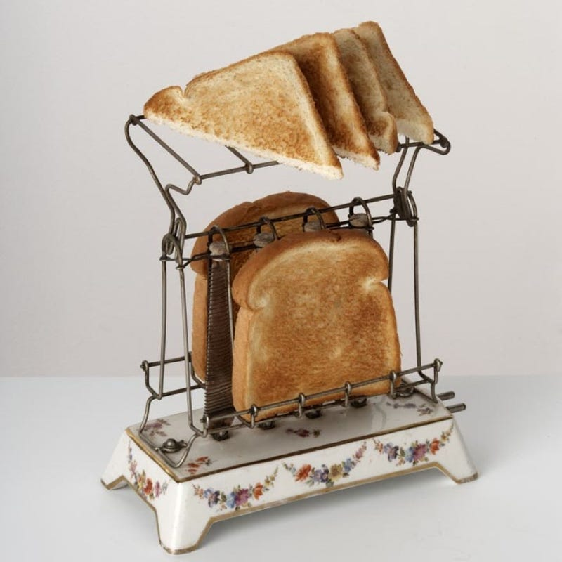 Happy 100th Birthday To The Toaster