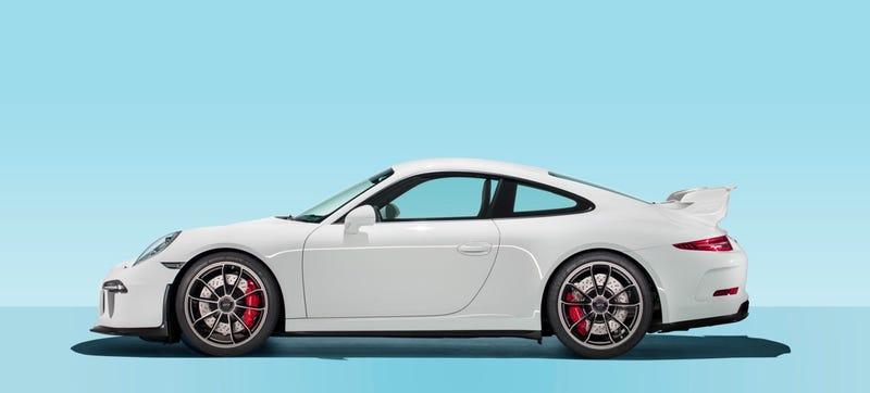 Porsche Swears A Fix For 911 GT3 Fires Is Coming Soon