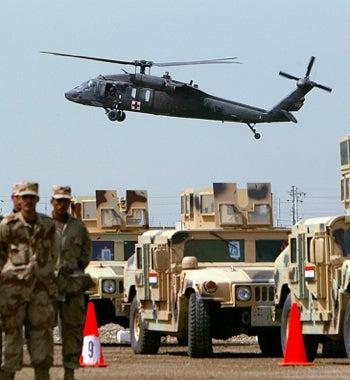 FREE!!! Generators, Vehicles, Misc. Military Equip. FREE!!! - (Iraq)