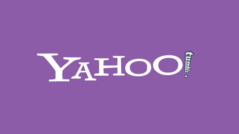 """It's Official: Yahoo Is Buying Tumblr, Promises """"Not to Screw It Up"""""""