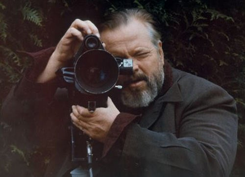 Orson Welles and His Brief Passionate Betacam Love Affair