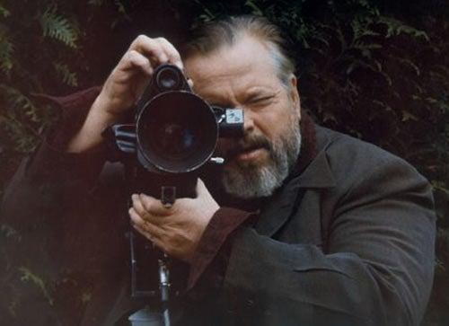 Orson Welles and His Brief Passionate Betacam Love Affair