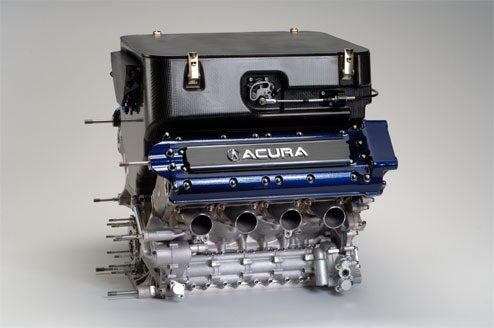 Honda CEO: Acura Will Get V8 Engine