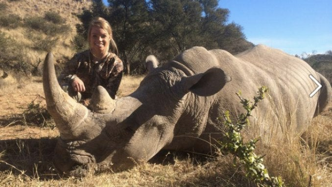 House Candidate Offers $100,000 for Trophy-Hunting Cheerleader's Nudes