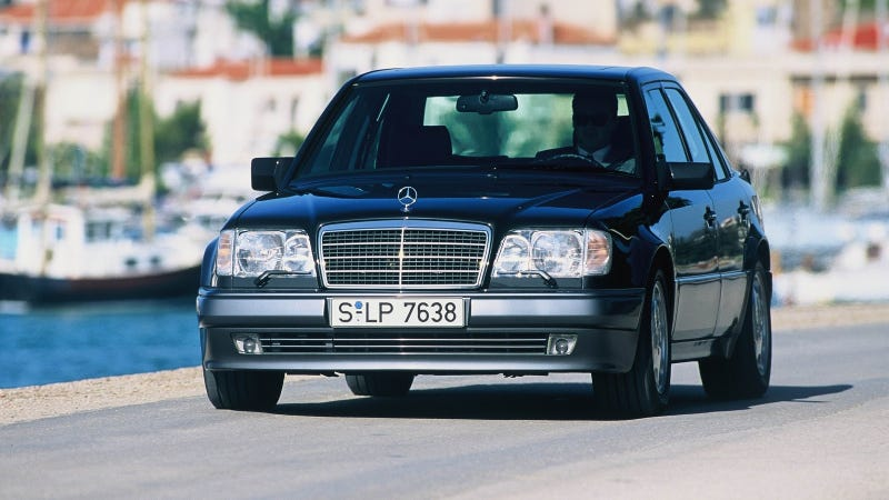 How Mercedes And Porsche Teamed Up To Make One Of The Baddest Sedans Ever