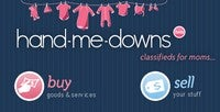 Hand-Me-Downs is a Marketplace for Kid Gear