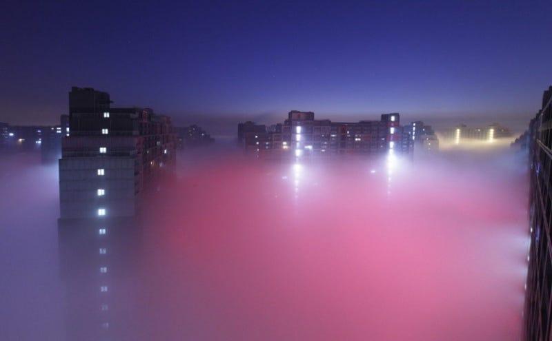 Call Lando, Beijing Is Cloud City