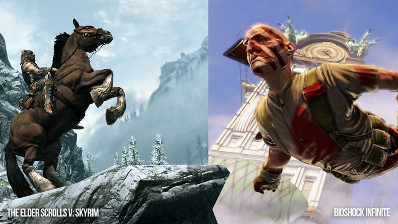 The BioShock and Skyrim Show