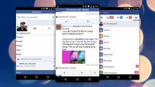 Facebook Releases Face