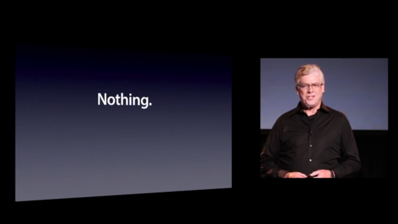 Tim Cook Should Have Done This At Today's iPhone 5 Event