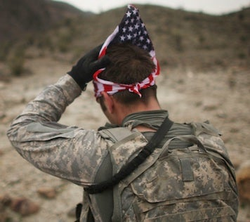 A Gay Soldier's Letter Before Leaving For Afghanistan