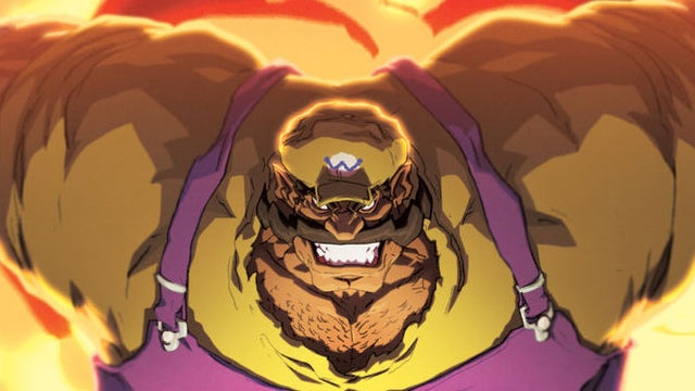 My, Wario, You're Looking...Steroid-Riddled