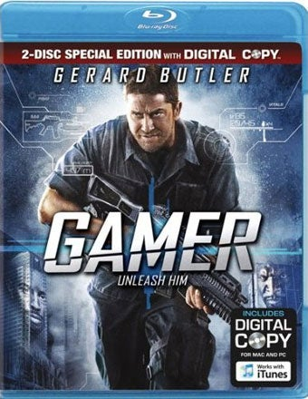 Gamer Comes Home To Blu-ray, DVD