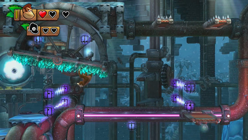Donkey Kong Country: Tropical Freeze: The Kotaku Review