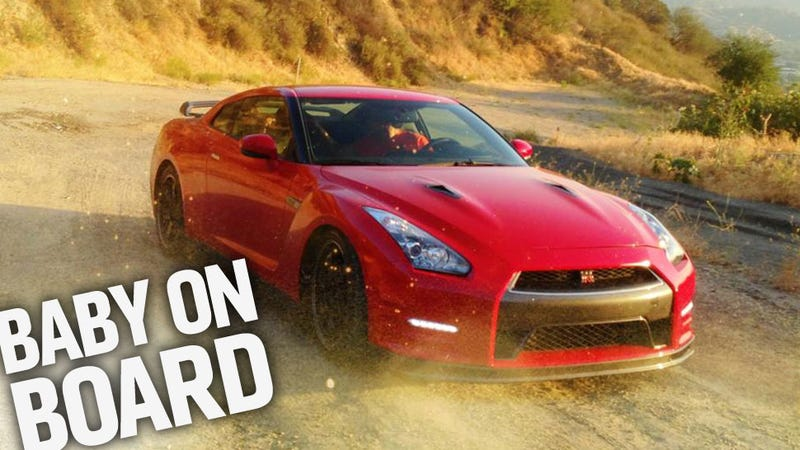 2013 Nissan GT-R Track Edition: Will It Baby?