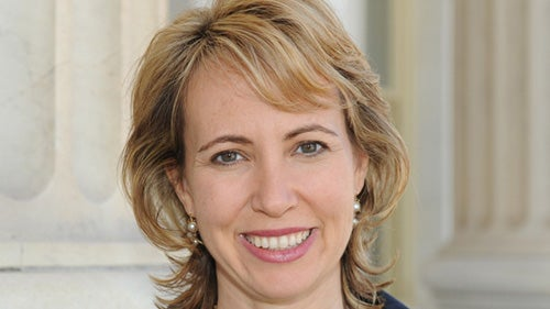 Gabrielle Giffords Is Speaking