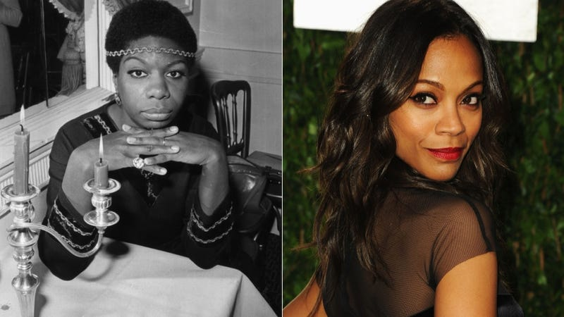 Nina Simone's Daughter Has Serious Problems With the Nina Simone Biopic Starring Zoe Saldana