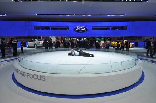 2012 Ford Focus: Now With Added Wert!