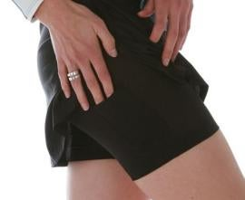iPod Miniskirt: Designed for Women and the Men Who Wear Their Clothes