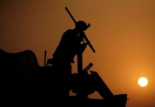Last Combat Troops Leave Iraq