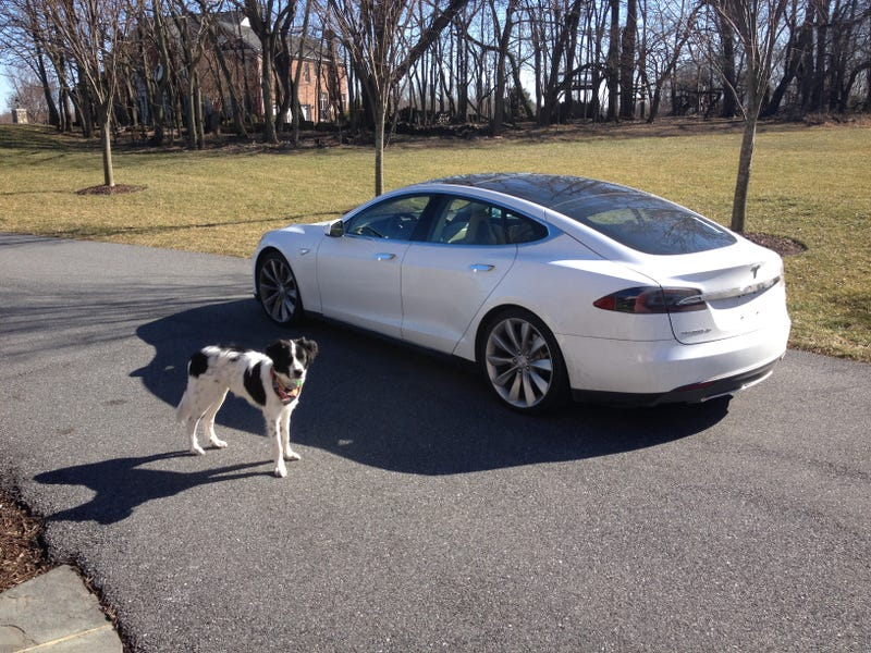 Tesla Road Trip - Going from Point A to Point B is Only Half the Battle