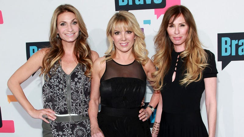 'Real Housewives of NYC' Cast Caught Staging, Re-filming Scenes