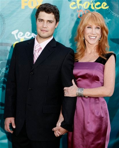 Meet America's New Celebrity 'It' Couple: Levi Johnston and Kathy Griffin