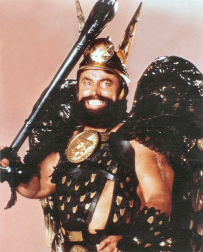 Brian Blessed To Bring Booming Voice, Brian Blessed-ness To Thor's Odin?