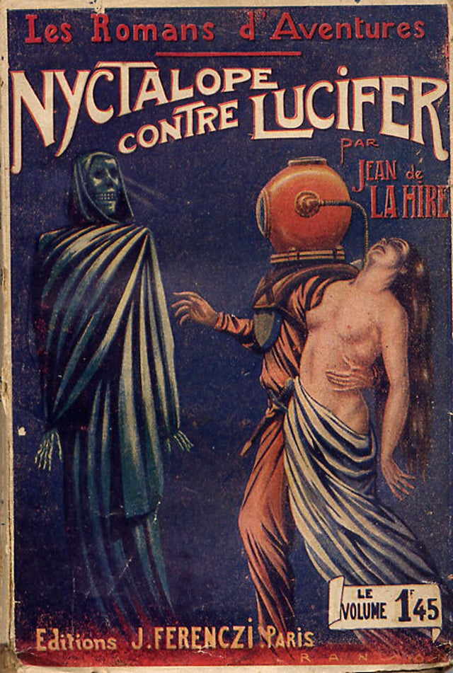An introduction to pulp fiction in Europe before 1914