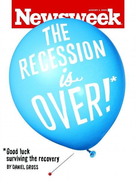 Layoffs at Newsweek