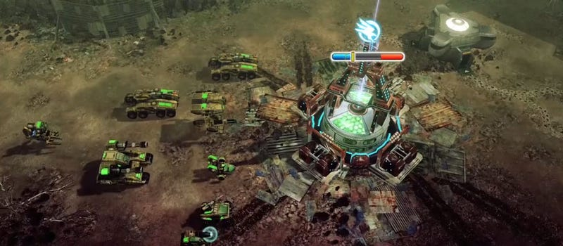 Command & Conquer 4 Trailer All About...Harvesting Tiberium