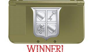 <i>Kotaku</i>'Shop Contest: Make Your Own Damn<i>Zelda</i>New3DS XL: Winners!