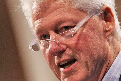 Bill Clinton's Terrible Childhood, the Opera