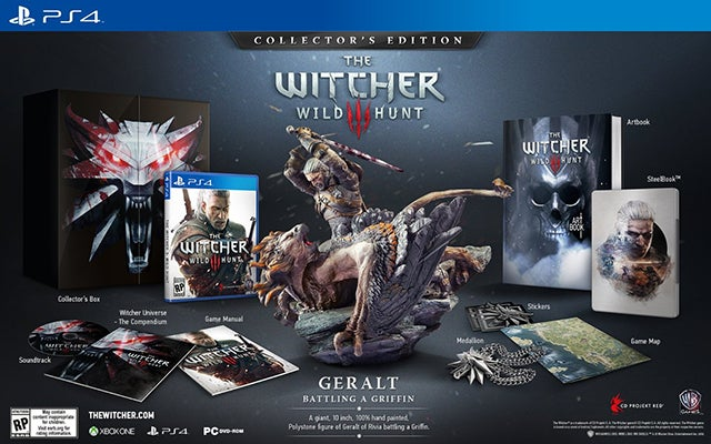 $30 of LIVE Credit for $20, The Witcher III CE, Alfred Hitchcock