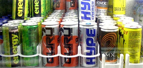 Getting Too Jacked Up on Energy Drinks Can Lead to Murder