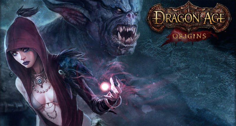 Here's Your Dragon Age: Origins PC Specs