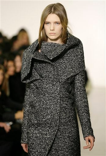 This Fall, We'll All Be Futuristic Hippies With A Penchant For Big Coats