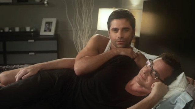 This Week's Top Web Comedy Video: John Stamos Teaches You How to Cuddle