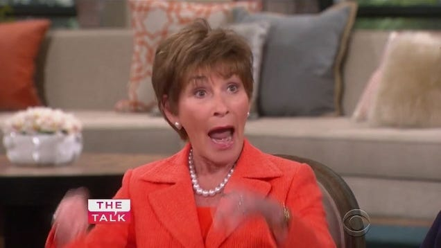 Judge Judy Says Youll Never See Her Nudes | Complex