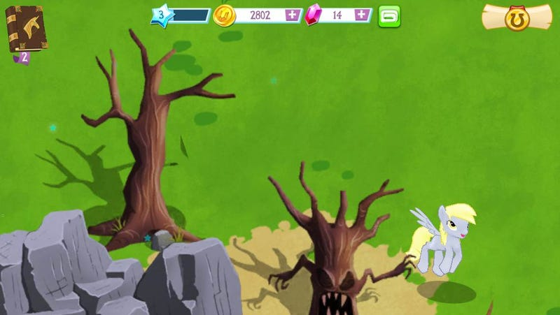 My Little Pony Comes to iOS Tomorrow, and Suddenly I'm Incredibly Happy