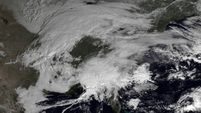 Watch Winter Storm Nemo Crash Into the East Coast on These Live Webcams