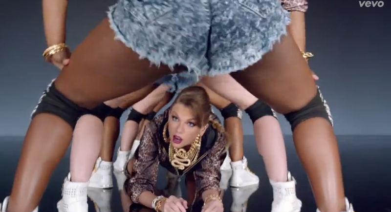 "Taylor Swift's New ""Pop"" Album Is for the Players and the Haters"