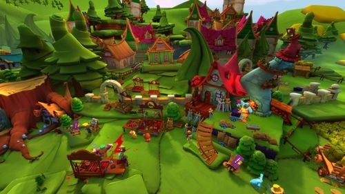 Fairytale Fights Review: The Tragic Kingdom