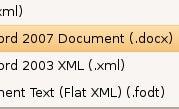 Open Office 2007 Documents in OpenOffice with OpenXML Translator
